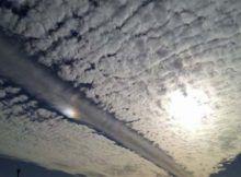 que es una nube, una nube, nube web, cómo son las nubes.