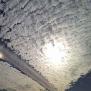 Las tóxicos chemtrails reconocidos oficialmente en un atlas de nubes