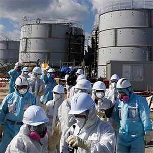 Fukushima ha registrado el nivel más alto de radiación
