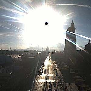 El Planeta X se está haciendo visible desde el ecuador
