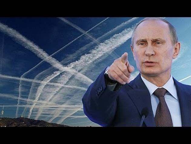 Que es fumigación, Geoingeniería, Chemtrails, Vladimir Putin, chemtrails aviones ,