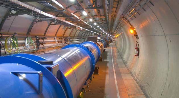 LHC, curso fisica online,