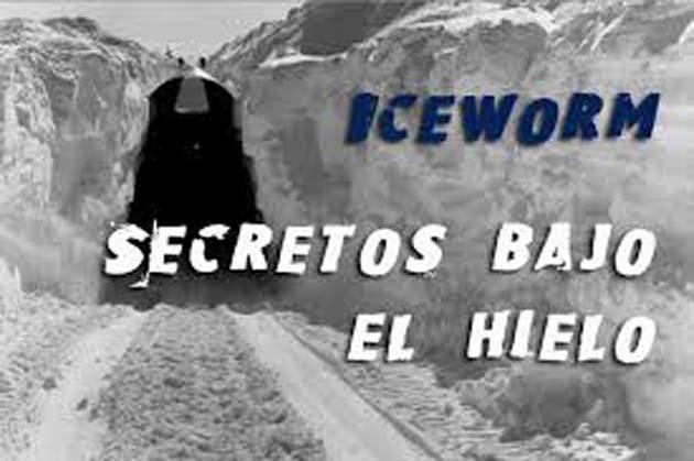 """Ártico: Proyecto """"Iceworm"""", a 8 metros bajo el hielo"""