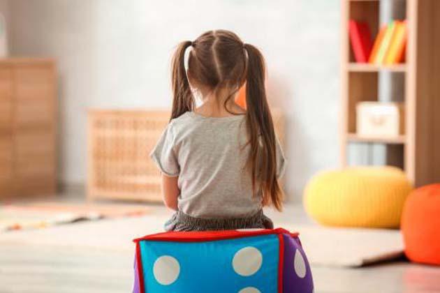 Sin vacunas 0 niños pequeños vacunados riesgo de autismo