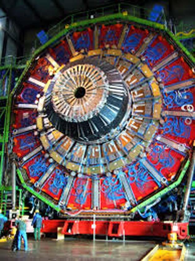LHC: nuevos resultados extraños en el mundo de la física 0