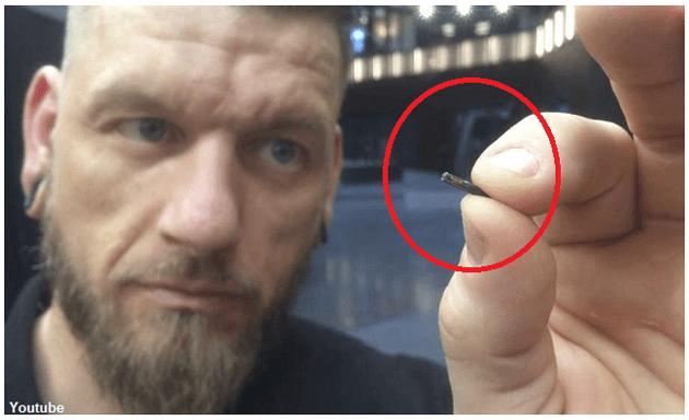 Microchips 0 obligatorios para Ud. y su familia.