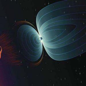 El campo magnético de la Tierra parece estar colapsando