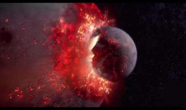 El planeta rojo libro: 0 el polvo de óxido está llegando