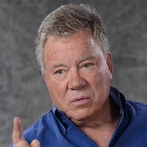 Según William Shatner las vacunas causan autismo