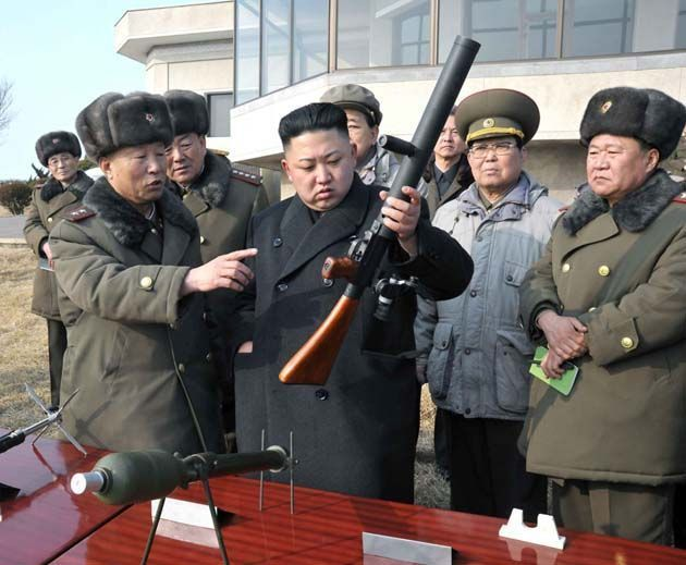 Nuevo Orden Mundial, libro corea del norte.