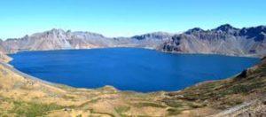 Monte Paektu podría devastar la vida en la tierra 0