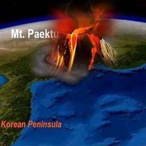 El Supervolcán Monte Paektu podría devastar la vida en la tierra