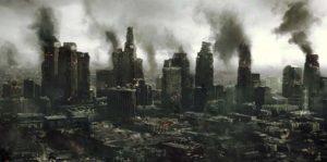 Colapso: miles de familias huyen de las ciudades 0