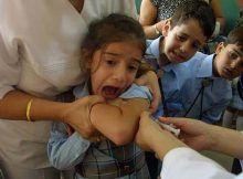 Vacunas. esquema nacional de vacunacion , vacuna polio.
