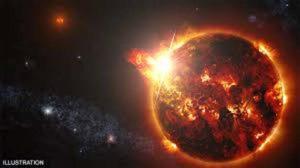 CME: El Sol sufrió una enorme Expulsión de Masa Coronal 0