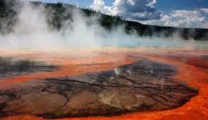 Temblor: Cientos de terremotos en Yellowstone 0
