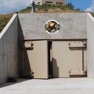 Bunkers de supervivencia construidos en previsión del fin del mundo
