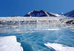 Antártida Occidental: un estudio reveló 91 volcanes