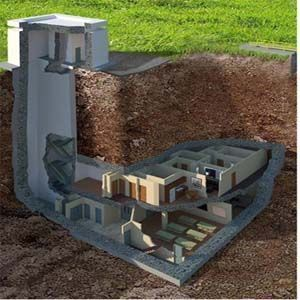 Emergencia: Bill Gates ordenó la construcción de un bunker