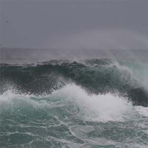 Algo realmente extraño sucede en las costas de Chile, Brasil y Uruguay