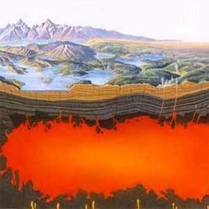 Parece cada vez más probable que el supervolcán de Yellowstone entre en erupción
