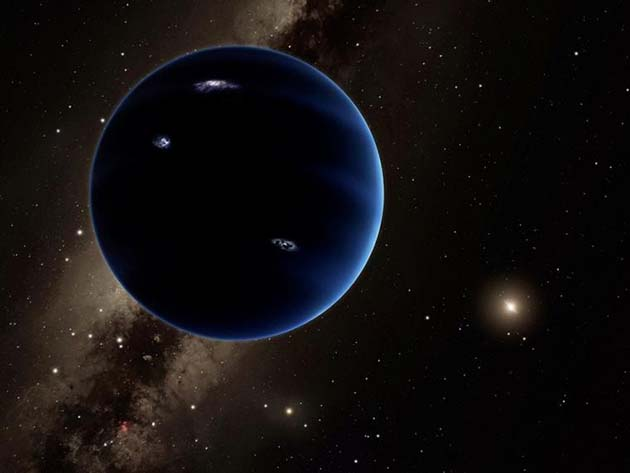 Planeta Nueve 0 está en el borde del sistema solar