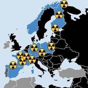 Se detectaron misteriosas Partículas Radiactivasen Europa central y occidental