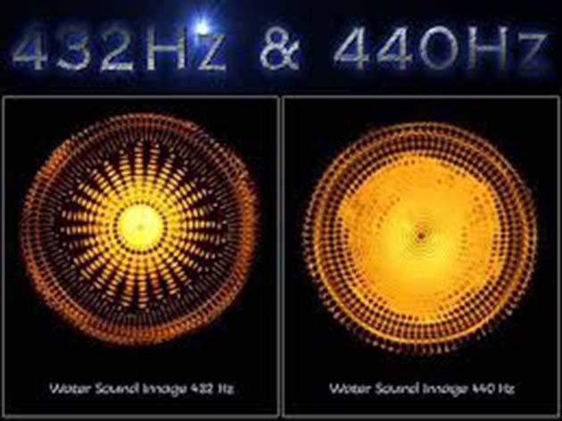 432 hz: investigaciones sobre la afinación en 432 Hertz