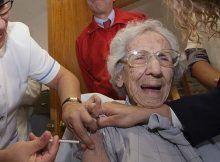 La vacuna contra la gripe está matando a personas mayores 1