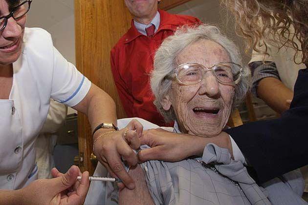 gripe2 - Estudio: La vacuna contra la gripe está matando a personas mayores