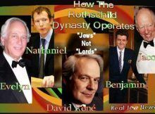 james rothschild, rothschild illuminati.