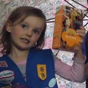 Guías Scout transexuales, pueden dormir con las niñas pequeñas