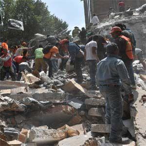 Variaciones en la rotaciónde la Tierrapodrían desencadenar grandes terremotos