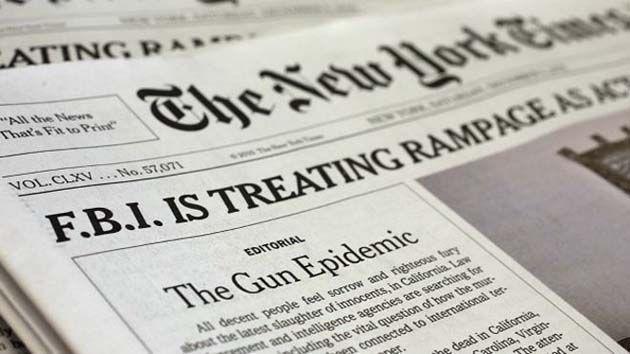 NYT: CIA debe aprobar los artículos antes de publicarlos 0