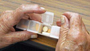 Alzheimer: riesgo por efectos de haloperidol y risperidona 0