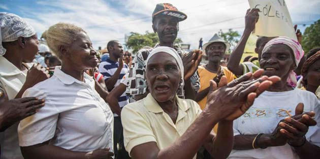Cólera 0 ONU involucrada en la epidemia de Cólera de Haiti
