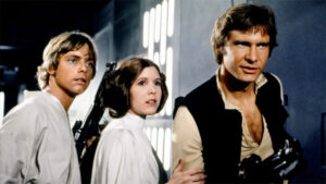 Harrison Ford: Carrie Fisher ella era una transexual 0