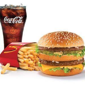 La carne utilizada por los restaurantes de comida rápida es falsa