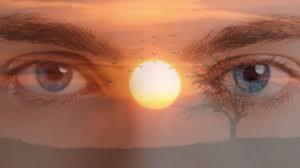 Sol: Sungazing era una práctica antigua de mirar el sol 0