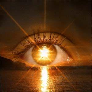 Sungazing era una práctica antigua que consiste en mirar el sol