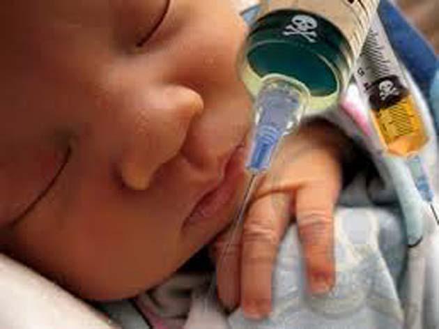 Veneno 0 millones de pesonas envenenadas con vacunas
