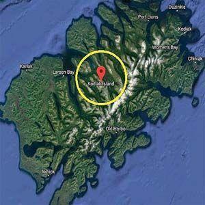 La costa de Alaska ha sido afectada por un terremoto de 8,2 grados de magnitud