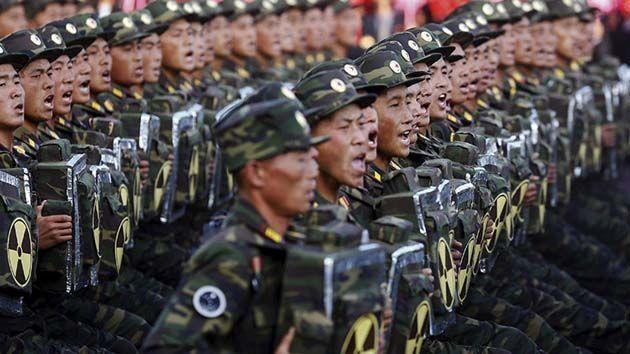 guerra nuclear coreia do norte, coreia do norte.