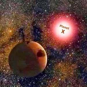 Nibiru desecó marte durante su último paso por el sistema solar interior