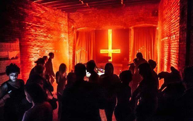 Satanismo: hay un 10% de satanistas ahora en EE.UU