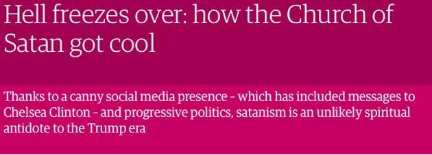 testimonios de ex satanistas.
