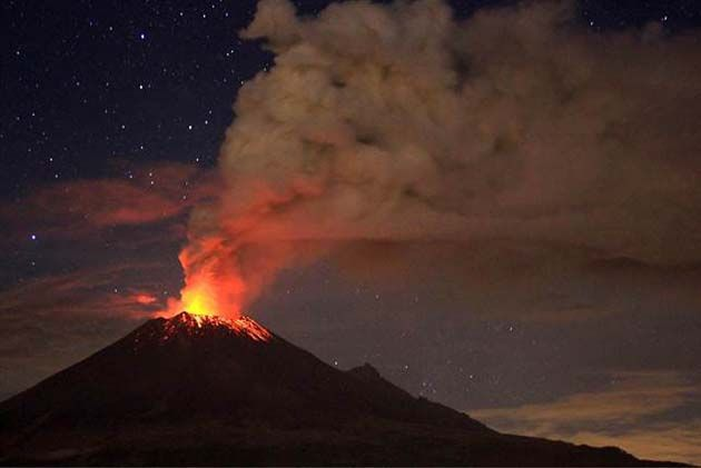 cual es la importancia de la vulcanologia, bali volcano.