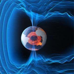Los polos magnéticos norte y sur de la Tierra están a punto de voltearse