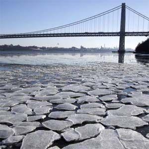 División del vórtice polar: provoca que el aire ultrafrío se desvíe del Ártico