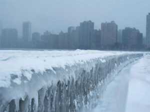 Vórtice polar: el aire ultrafrío se desvía del Ártico 0